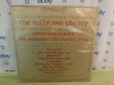 The Holly & The Ivy: Christmas Carols, Columbia Records MS 6192, 1960 SEALED