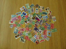 STAMPS  USA 100 ALL DIFFERENT / MIXTURE / COLLECTION     PACK 25 D2
