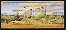 Australia MNH 1993 Dinosaurs Minisheet