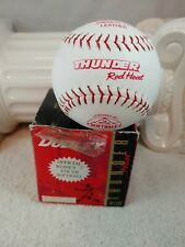 Vintage Brand New - Dudley Official Softball Thunder Red Heat - Gwsp47-11