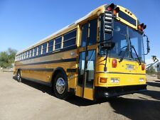 SUPER CLEAN SOUTHERN CALIFORNIA 1998 THOMAS SCHOOL BUS 90 PASSENGER A/C & HEATER