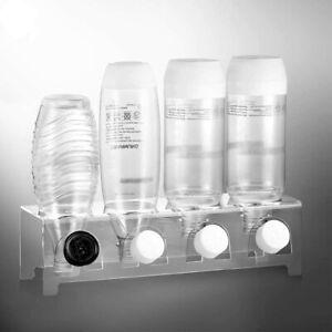ecooe Abtropfhalter aus Acrylglas Abtropfständer SodaStream Spülmaschinenfest DE