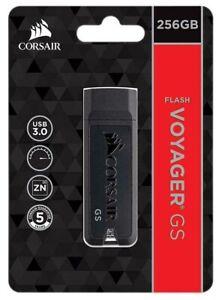 Corsair Flash Voyager GS 256GB USB 3.0 Flash Drive