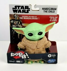 Hasbro Bop It! Star Wars Mandalorian The Child Exclusive Baby Yoda Bop It NEW