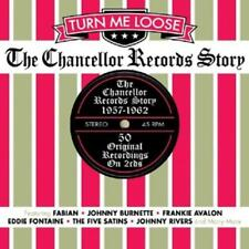 Various Artists - Turn Me Loose-Chancellor Records Story (2013)