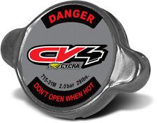 CV4 Alto Pressione Radiatore Cappello - 30 Psi - 2.0 Barrette - Honda Yamaha _
