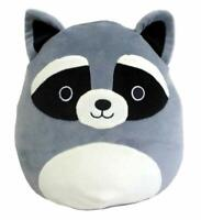Squishmallow Raccoon Stuffed Animal Plush Soft Gift Toy Boys Girls Kids Cute