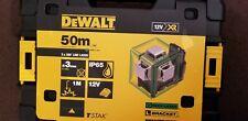 Dewalt DCE089D1G 10.8V Self-Levelling 360° Cross Line Laser c/w 2.0Ah Battery