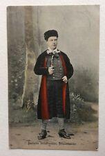 CPA. SCHWARZWALDER. Allemagne. 1906. Badische Volkstrachten. Costume.