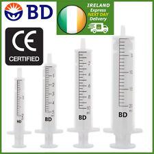 Sterile Syringes 1ml 2ml 5ml 10ml 20ml   Genuine BD DISCARDIT™ II   Value Packs