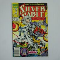 Marvel Comics 1992 Silver Sable and the Wild Pack no. 6