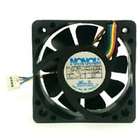 NONOISE G5015M12D1+6 DC 12V 0.2A 50*50*15mm 4pin PWM Car Audio Cooling Fan