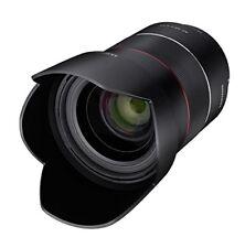 Samyang AF 35mm F1 4 Autofocus pour Sony Fe Full Structure E-mount Gar. FOWA