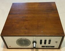 Vintage JVC  Nivico  FRS-103EH  AM/FM Multiplex Stereo Tuner