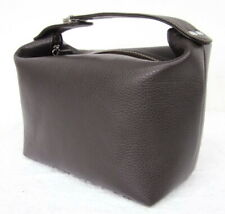 Real Leather Braun - Bellissima Creation Solingen - Size Premium Toiletry Bag