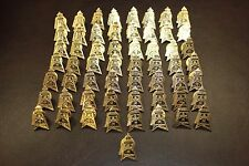 57 total Gold and Bronze Small Light House Pin new collectibles