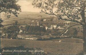 Buckland monochorum; near yelverton;  frith