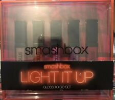 Smashbox Light It Up Set - Brand New