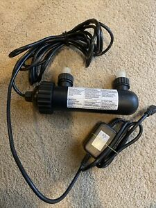 Pond Clarifier GeoGlobal Partners Ultraviolet Light Water Cleaner -Item Works