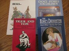 Character Stories-Tiger&Tom/King's Daughter/Ideals&Moral Lessons/Choice Stories