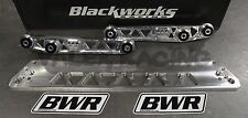 Blackworks BWR Rear Subframe Brace & LCA Combo 92-95 Civic EG 94-01 DC2 Polished