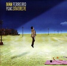`FERREIRO, IVAN`-PICNIC EXTRATERRESTRE (CD/DVD)  CD NEW