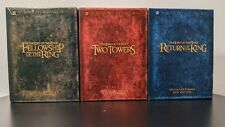 The Lord of the Rings set (Dvd, Special Extended Dvd Edition, Collectors)