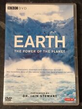 EARTH THE POWER OF THE PLANET BBC DVD (2-DISC SET) VERY GOOD CONDITION FREE POST