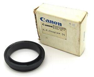Canon CA55 Lens Reversing Adapter - FD Mount to 55mm - UK Dealer