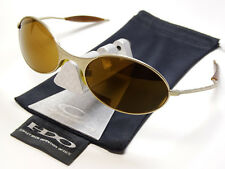 Oakley E Wire Gold Sonnenbrille Square Whisker Romeo Mars Tailpin Moon Felon OO