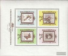 Hongrie Bloc 36a (édition complète) oblitéré 1962 association des philatélistes
