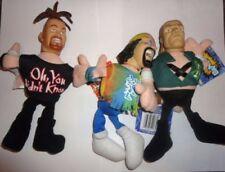 WWE Wrestling Action Figures Plush