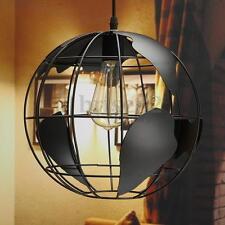 Modern Pendant World Map Globe Hanging Lamp Ceiling Light Chandelier Home Office