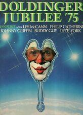 LP DOLDINGER JUBILEE 75live - PASSPORT and les McCann - buddy guyGERMAN 1975 E