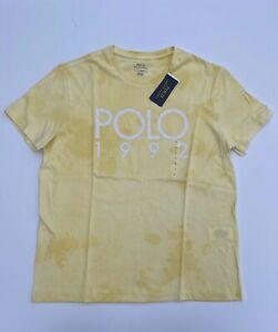 NEW Polo Ralph Lauren BEAR LOGO Tee T SHIRT S/S and GRAPHIC PRINT TSHIRT