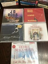 Audiobooks Lot