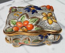 HUBERT BEQUET  Quaregnon, bonbonnière, boite à bijoux