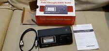 Radio Shack Micronta Field Strength SWR Tester Meter 21-523 In Original Box