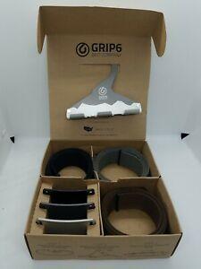 Grip6 Grip Le Men's Nylon Belts + Buckles With Belt Hanger Size 34