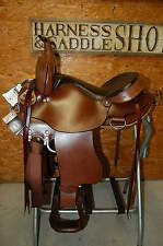 "GW CRATE 16"" WALKING HORSE SADDLE TRAIL CUSTOM MADE FREE SHIP LIFETIME WARRANTY"