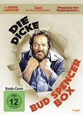 DIE DICKE BUD SPENCER BOX  3 DVD NEU
