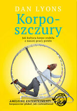 Korposzczury - Lyons Dan -  POLISH BOOK - POLSKA KSIĄŻKA