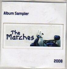 (AC205) The Marches, 2008 Album Sampler - DJ CD