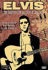ELVIS PRESLEY - The Birth of Rock N Roll DVD NEW/SEALED
