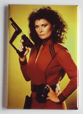 Jane Badler FRIDGE MAGNET (2 x 3 inches) v visitors diana tv show mini series