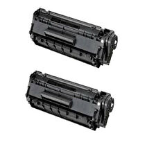 2 Toner Cartridge for HP CE285A Printer P1102 P1102w M1130 M1132mfp M1134