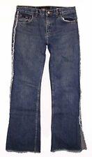 lei l.e.i. Silver sz 7  Womens Juniors Blue Jeans Denim Pants FP88