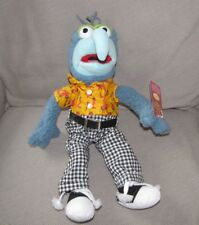 "New 2003 SABABA 17"" Plush GONZO Jim Henson MUPPET Blue Stuffed Animal Doll Toy"
