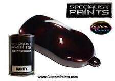 Litre Paint Kit of Candy Brown, Automotive Paint Urethane Based, Custom Paint