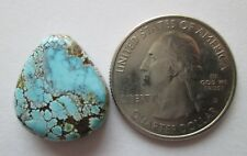 15.80 ct. Natural Blue Moon Turquoise Cabochon Gemstone, # ER 022